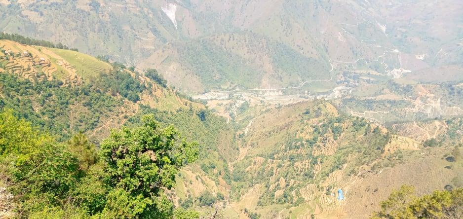 bajhang jilla