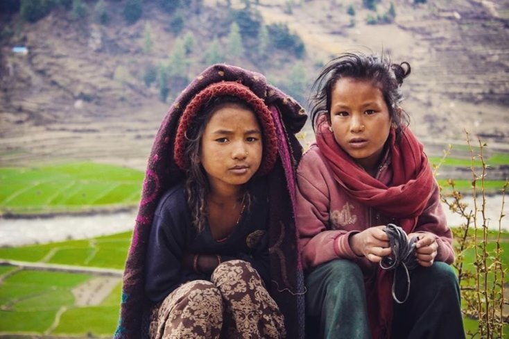 Mugu Children
