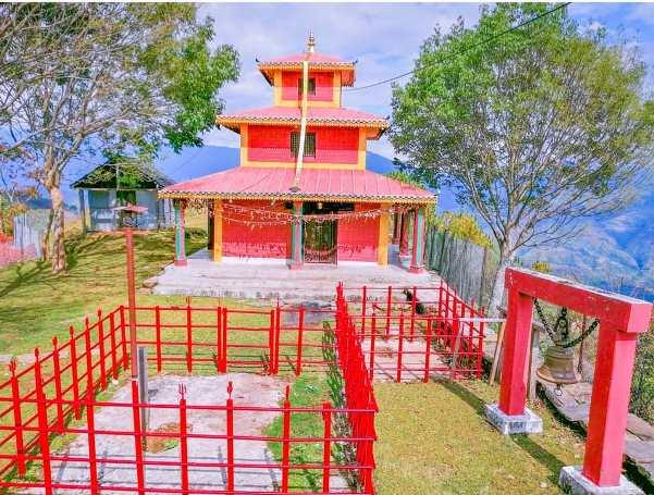 Tripura Sundari Mandir Dhading District