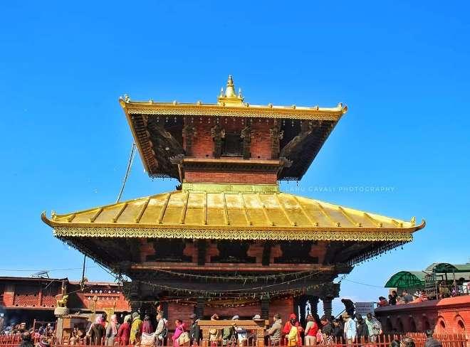 Mankamana Mandir Gorkha