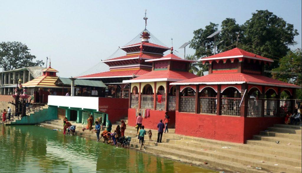 छिन्नमस्ता भगवती मन्दिर